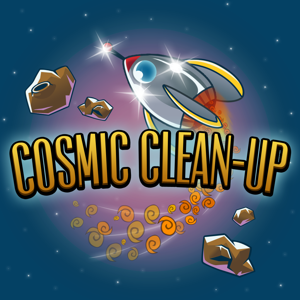 Cosmic Clean-Up by Ripstone Ltd icon