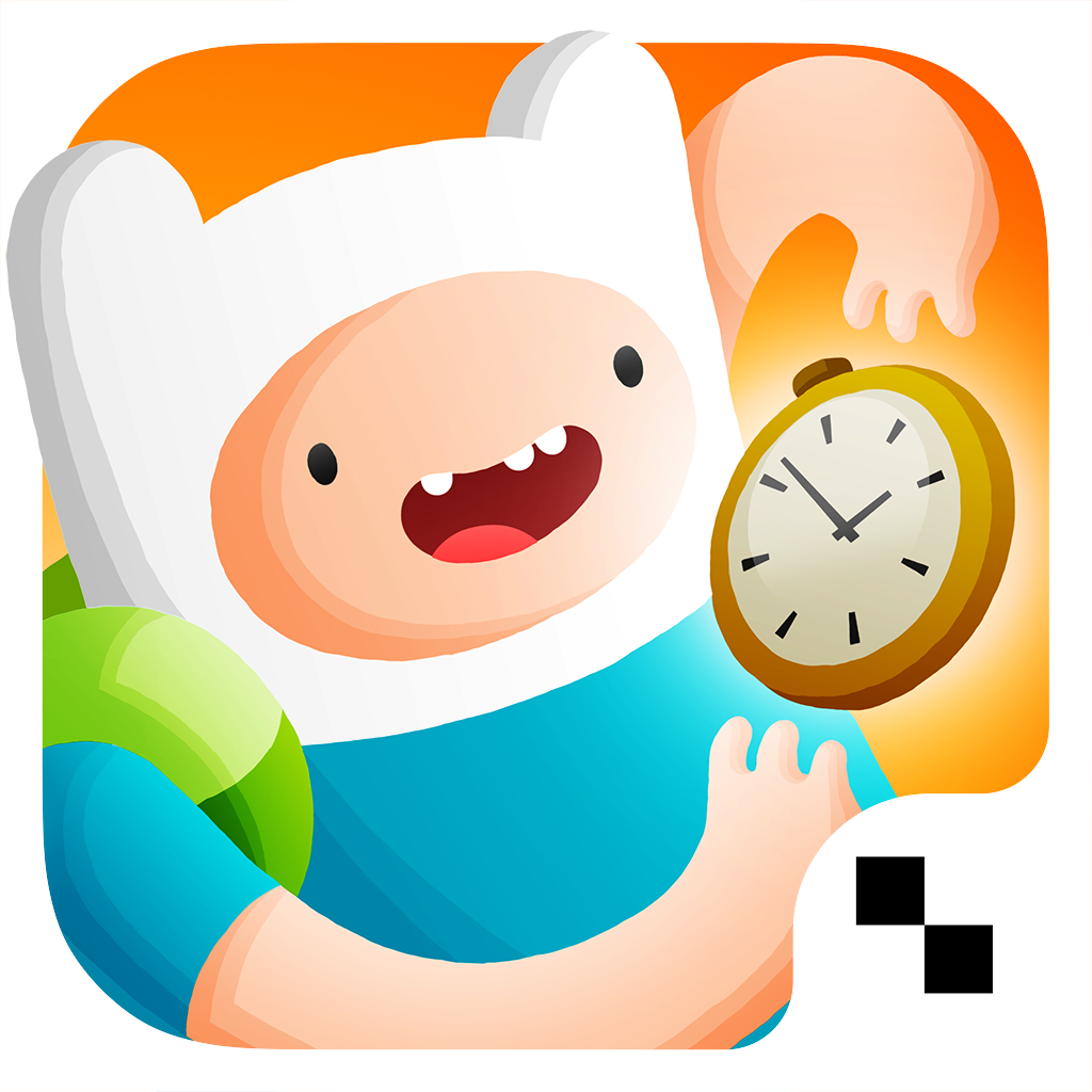 iPhone, iPad: »Time Tangle - Adventure Time«